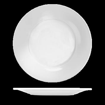 BROAD RIM DINNER PLATE