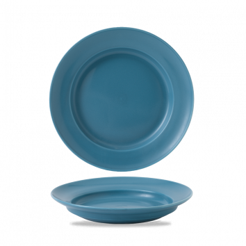 BLUE FOOTED DINNER PLATE