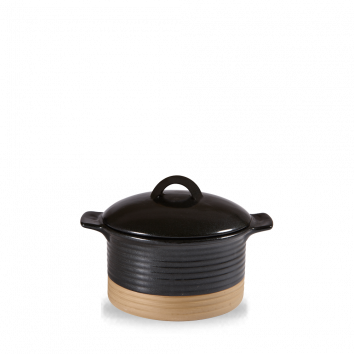 COCOTTE AND LID