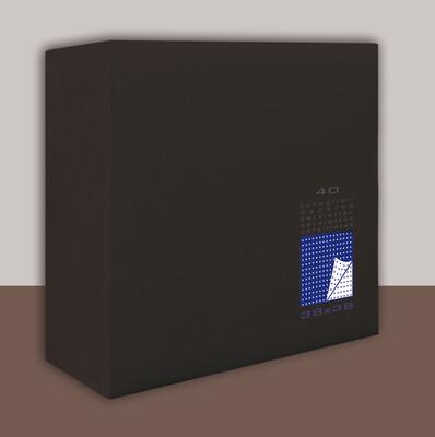 NERO 36/40 PUNTA/PUNTA - 1440 pezzi