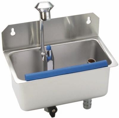 Lavello aggiuntivo con doccia a cucchiaio 15/16 - Stöckel