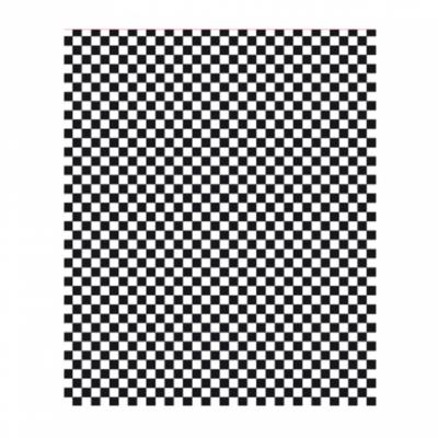 CARTA ANTIGRASSO PER HAMBURGER 'FITIPALDI' 34 G/M2 28x34 CM NERO (1000 UNITÀ)
