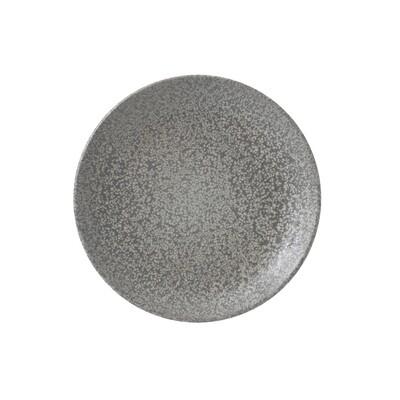 Piatto coupé 16.5 cm - Evo Origins Natural Grey Dudson