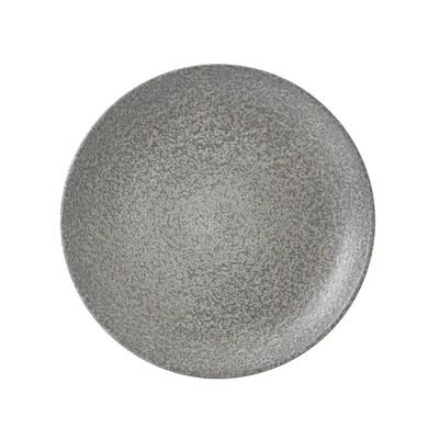 Piatto coupé 21.7 cm - Evo Origins Natural Grey Dudson