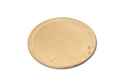 Piatto Legno 30 cm Q30 Checco