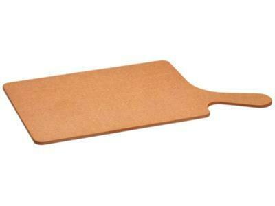 Tagliere Rettangolare Con Manico 44x25 cm Euroceppi
