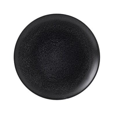 Piatto coupè 26 cm - Evo Origins Midnight Black Dudson