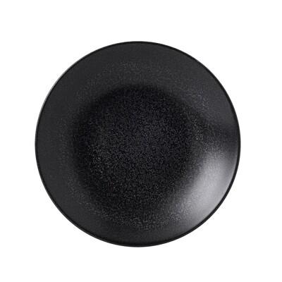 Piatto coupè profondo 25.5 cm - Evo Origins Midnight Black Dudson