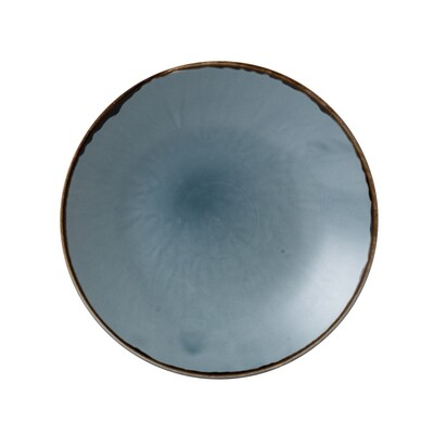 Piatto coupè profondo 25.5 cm - Harvest Blue Dudson