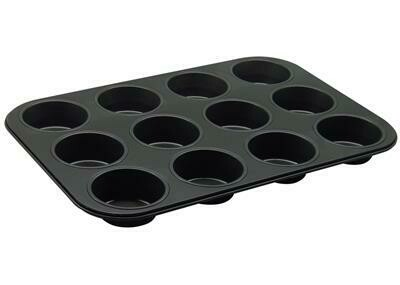 Stampo 12 Muffin 38x26 cm Easy Clean 047455 Kaufgut