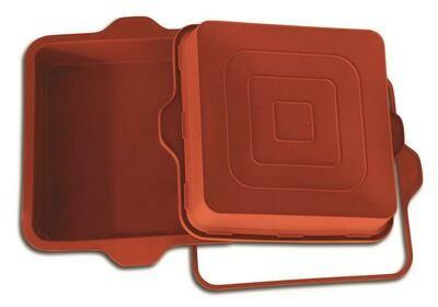 Stampo Quadro 23x23 cm Classic SFT306 Silikomart