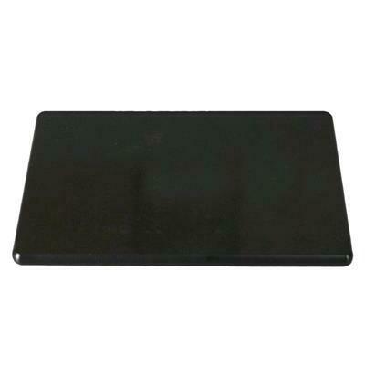 Tagliere Senza Gola 30x20 cm nero Tirolix