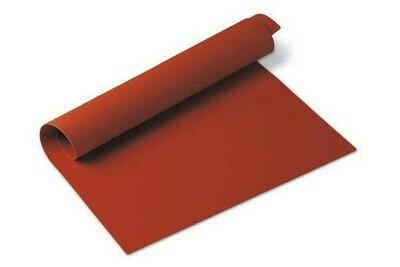 Tappeto 40x30 cm Rosso Silikopat SILICOPAT7/F Silikomart
