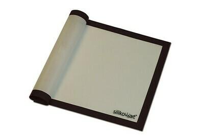 Tappeto 40x30 cm Bianco/Grigio Fiberglass FIBERGLASS5 Silikomart