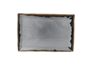 Vassoio rettangolare 34.5x23.3 cm - Harvest Grey Dudson