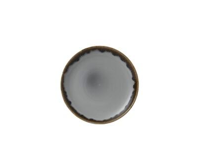Piatto coupè 21.7 cm - Harvest Grey Dudson
