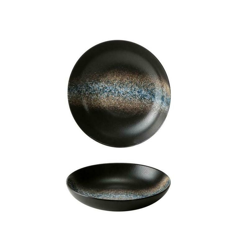 Tirolix - Piatto Fondo 19 cm Blu Moon
