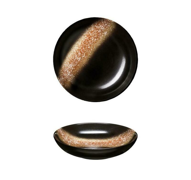 Tirolix - Piatto Fondo 19 cm Orange Moon