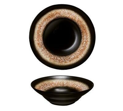 Tirolix - Pasta Bowl 24 cm Orange Moon