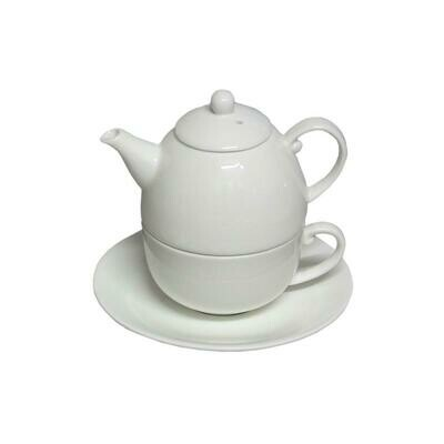 Tirolix - Tea For One Con Piatto 9 cm Breakfast 2437/8/9