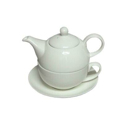 Tirolix - Tea For One Con Piatto 11 cm Breakfast 8104/5/6