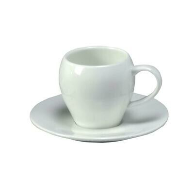 Tirolix - Tazza The Senza Piatto 6,5 cm Breakfast 12415