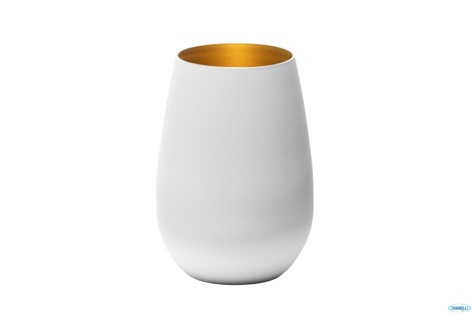 OLYMPIC BIANCO-ORO-BICCHIERE CL46,5