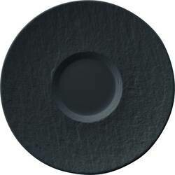 Villeroy & Boch, The Rock Black Shale -Piattino 17 cm