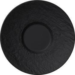 Villeroy & Boch, The Rock Black Shale - Piattino 12 cm