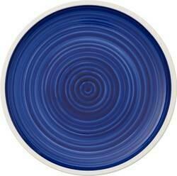 Villeroy & Boch,Artesano Atlantic Blue - Piatto piano coupe 24 cm