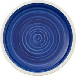 Villeroy & Boch,Artesano Atlantic Blue - Piatto piano coupe 16 cm