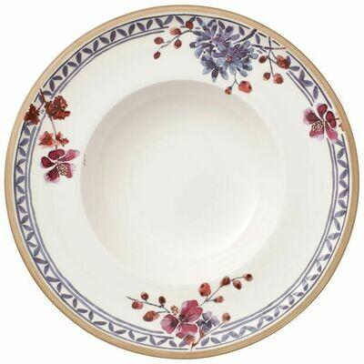 Villeroy & Boch, Artesano Provençal Lavanda -piatto fondo 25 cm