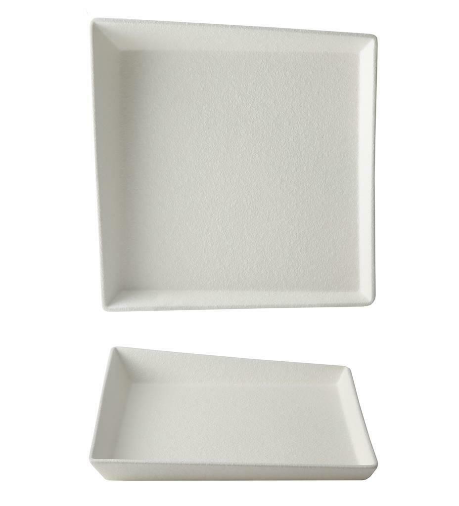 Tirolix -Piatto Quadro 29x29 cm Raw