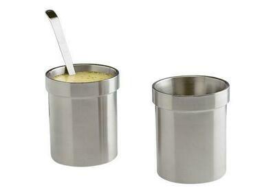 APS - Vaso da condimento , doppia parete