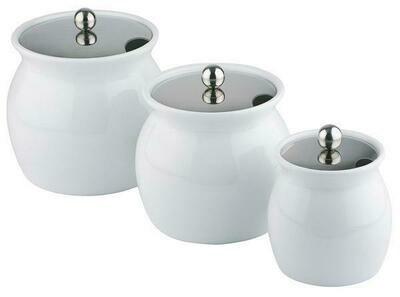 APS - Vaso da condimento con coperchio