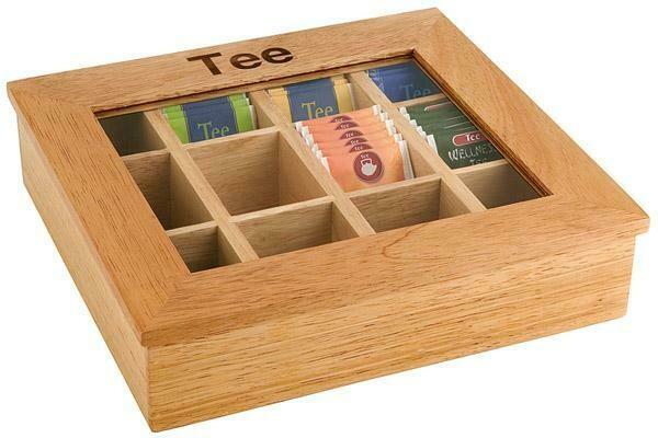 APS - scatola da tè