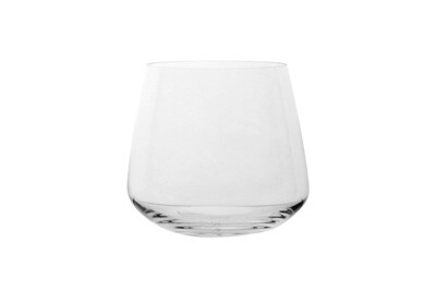MIRAGE - BICCHIERE DOF WHISKY CL.38,5 - NUDE