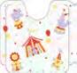 Bavaglio Baby Circus 28x28 conf 1.200 pz