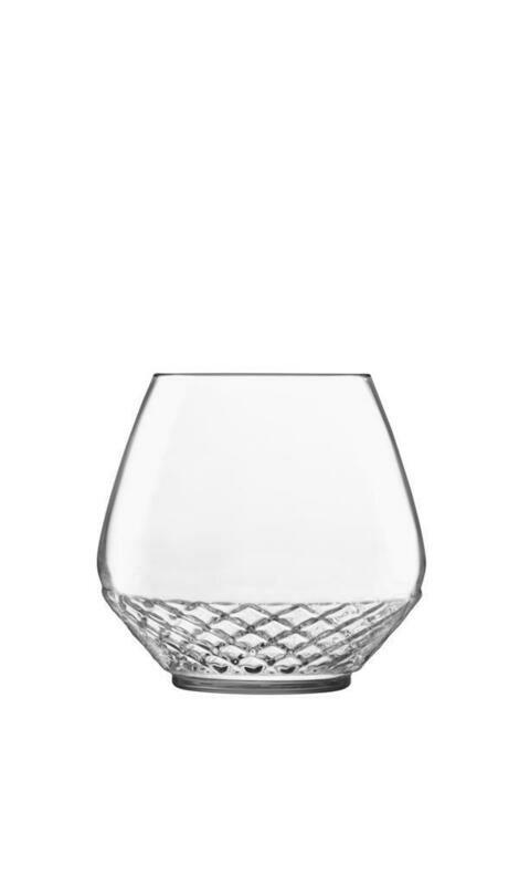Bicchiere Rum 45 cl Roma 1960 - Bormioli Luigi