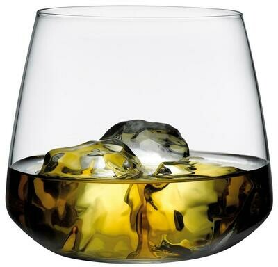 Bicchiere Whisky 38.5 cl Mirage - Nude