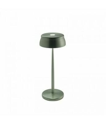 Lampada da tavolo Sister Light Verde - Zafferano