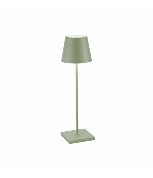 Lampada da Tavolo Poldina Pro Salvia - Zafferano