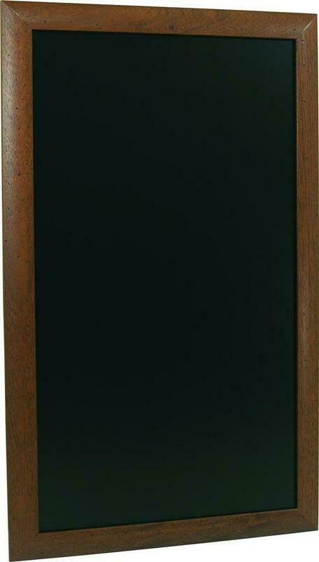 Lavagna 55x90 cm Arte Povera AF508 - Nero Lavagne