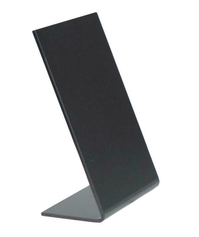 Lavagna L-Boards 10.5x7.5 cm Nero TBA-BL-A7 Securit