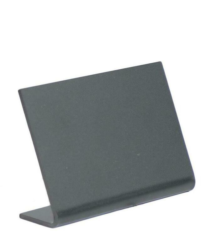 Lavagna L-Boards 7.5x5 cm Nero TBA-BL-A8 Securit