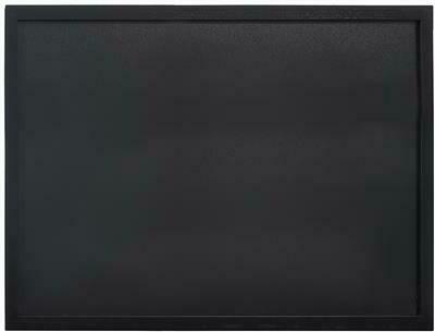 Lavagna Da Parete 80x60 cm Nero WBW-BL-60-80 Securit