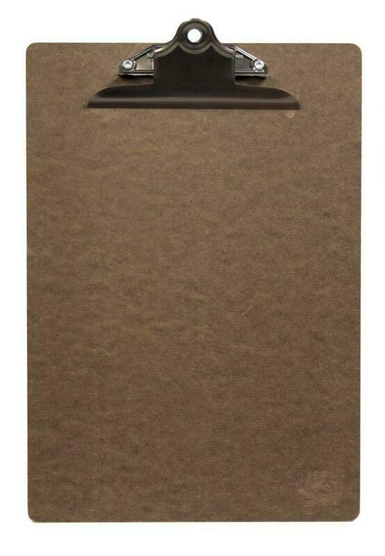 Portamenù 33x23 cm Marrone MC-CBA4-BR Securit