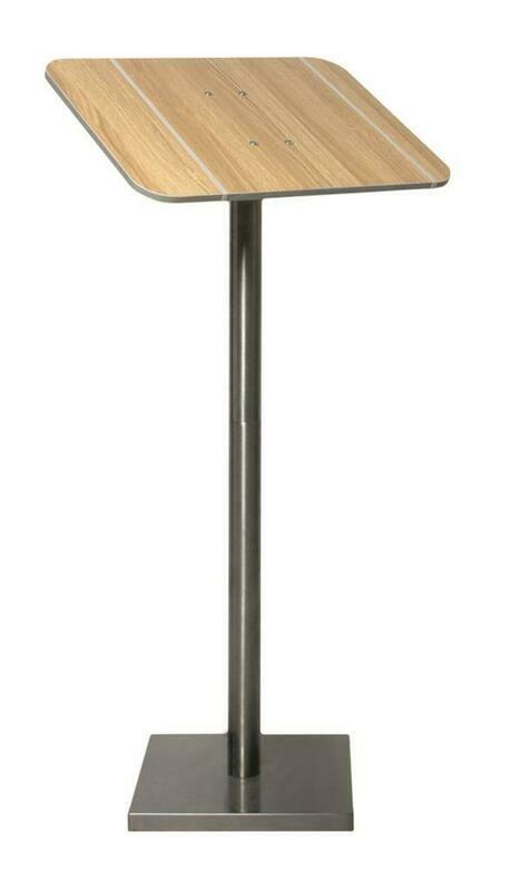 Leggio Portamenù 115x54 cm MCS-115-TE Securit