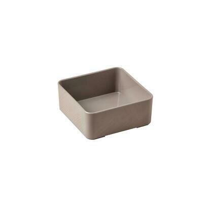 Tegame Quadro 15x15 cm Sabbia 7323 Mc