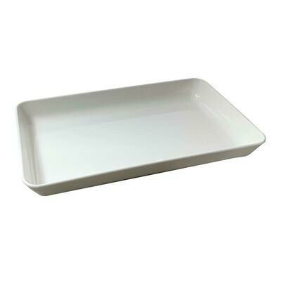 Teglia 1/1 53x32.5 cm Bianco 6883 Mc